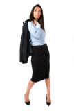 Fashion businesswoman Stock Images