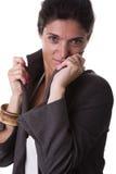 Fashion businesswoman Stock Photos
