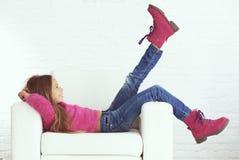 Free Fashion Child Royalty Free Stock Photography - 45025897