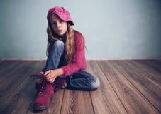 Fashion child Stock Images