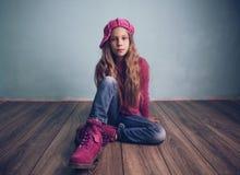 Fashion child Royalty Free Stock Photos