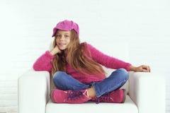 Fashion child Stock Photography