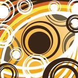 Fashion circle background Royalty Free Stock Image
