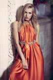 Fashion in the city Royalty Free Stock Photography