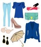 Fashion clothing Royalty Free Stock Images