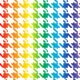 Fashion color seamless pattern. Stock Image
