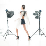 Fashion concept Royalty Free Stock Photography