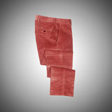 Fashion concept with trousers against gradient Stock Images