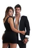 Fashion couple Royalty Free Stock Photography