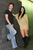 Fashion couple Stock Image