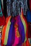 Fashion - Crochet handbags Stock Photos