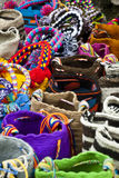 Fashion - Crochet handbags Stock Image