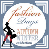 Fashion days Royalty Free Stock Images