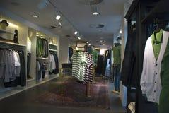fashion department store stock photos