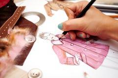 Fashion Design royalty free stock photos