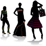 fashion design 3 Royalty Free Stock Image