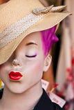 Fashion design Royalty Free Stock Images