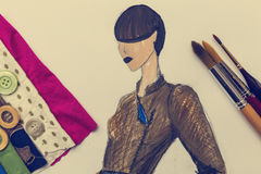 Fashion Design Stock Photos
