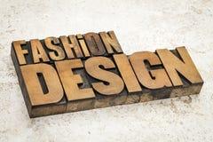 Fashion design Royalty Free Stock Image
