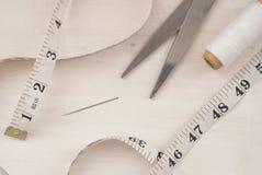 Fashion Design Utensils Stock Photo
