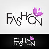 Fashion design vector Stock Images