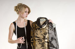 Fashion Designer Stock Images
