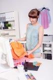 Fashion designer Royalty Free Stock Image