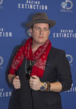 Fashion Designer J. Ralph Strikes a Pose Stock Photography