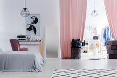 Fashion designer`s apartment royalty free stock photos