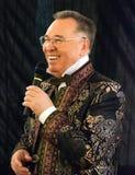 Fashion designer Slava Zaitsev Stock Image