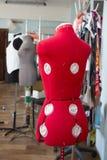 Fashion designer studio Royalty Free Stock Photography