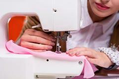 Fashion designer at work. Stock Photo