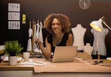 Fashion designers royalty free stock photo