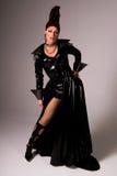 Fashion Drag queen. Stock Photo