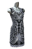 Fashion dress on mannequin Royalty Free Stock Image