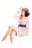 Fashion dresses Royalty Free Stock Photography