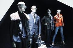 Fashion Dummies. A fashion collection, Fashion dummies stock photos