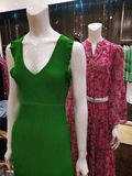 Fashion dummy - seasonal clothing for women royalty free stock photo