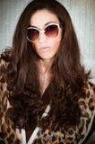 Fashion Eighties Model Stock Photography