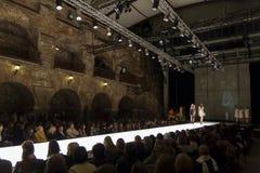 Fashion event in Graz. Fashion event on Graz Designmonat, 23.05.2013 Royalty Free Stock Photography