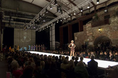 Fashion event in Graz Stock Photos