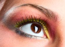 Fashion eye Royalty Free Stock Photos
