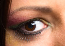 Fashion eye Royalty Free Stock Photography
