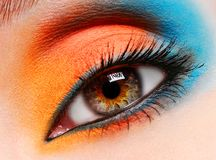 Fashion eye stock images