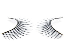 Fashion eyelash Royalty Free Stock Photography
