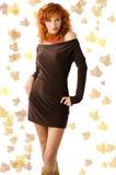 Fashion fall Stock Photo
