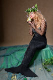 Fashion Fantasy Mermaid Stock Image