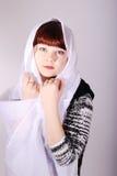 Fashion female. Royalty Free Stock Photo