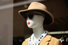 Fashion female mannequin Stock Image