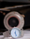 Fashion Female wrist watch Royalty Free Stock Photography